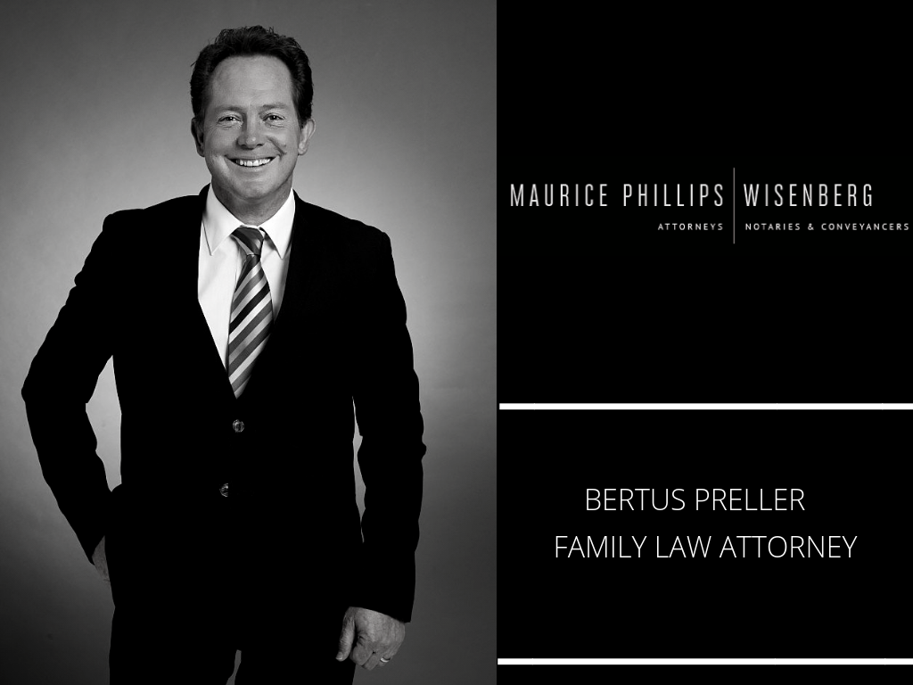 Bertus Preller Divorce Lawyer