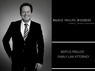 Bertus Preller Head Lawyer Maurice Phillips Wisenberg